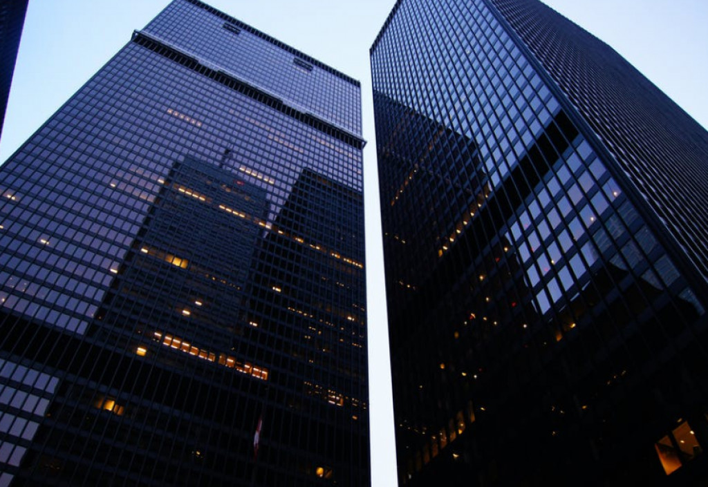 De 20 største virksomheder i verden målt på omsætning