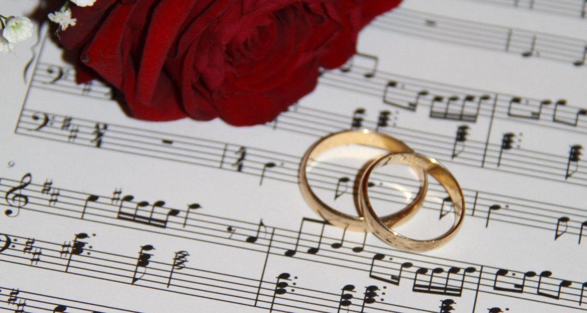 20 populære sange til bryllupper